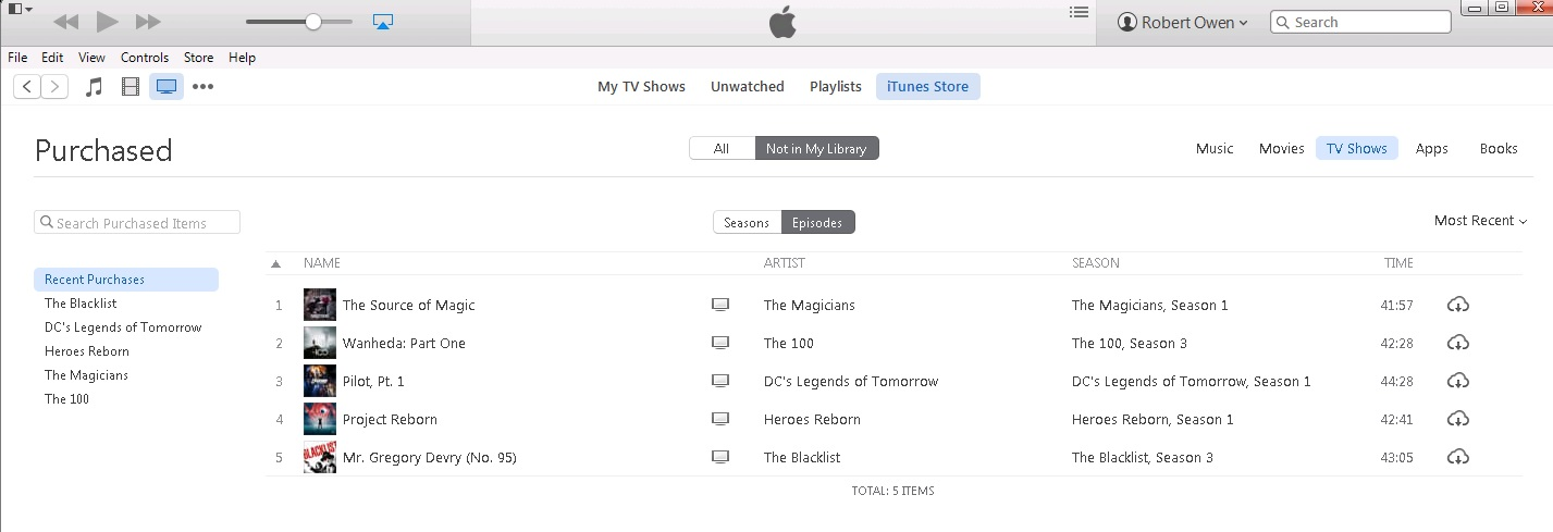 iTunes Purchased items waiting for download.jpg