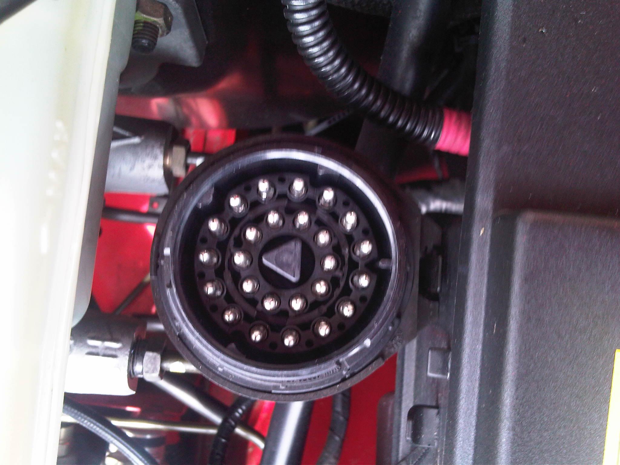 conector coche