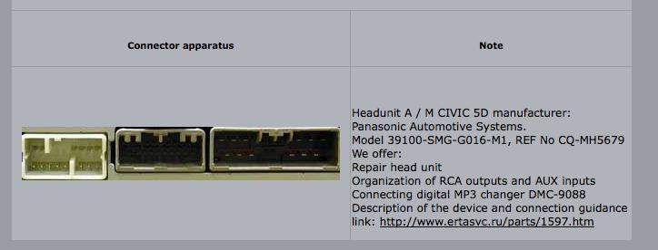 Radio plugs