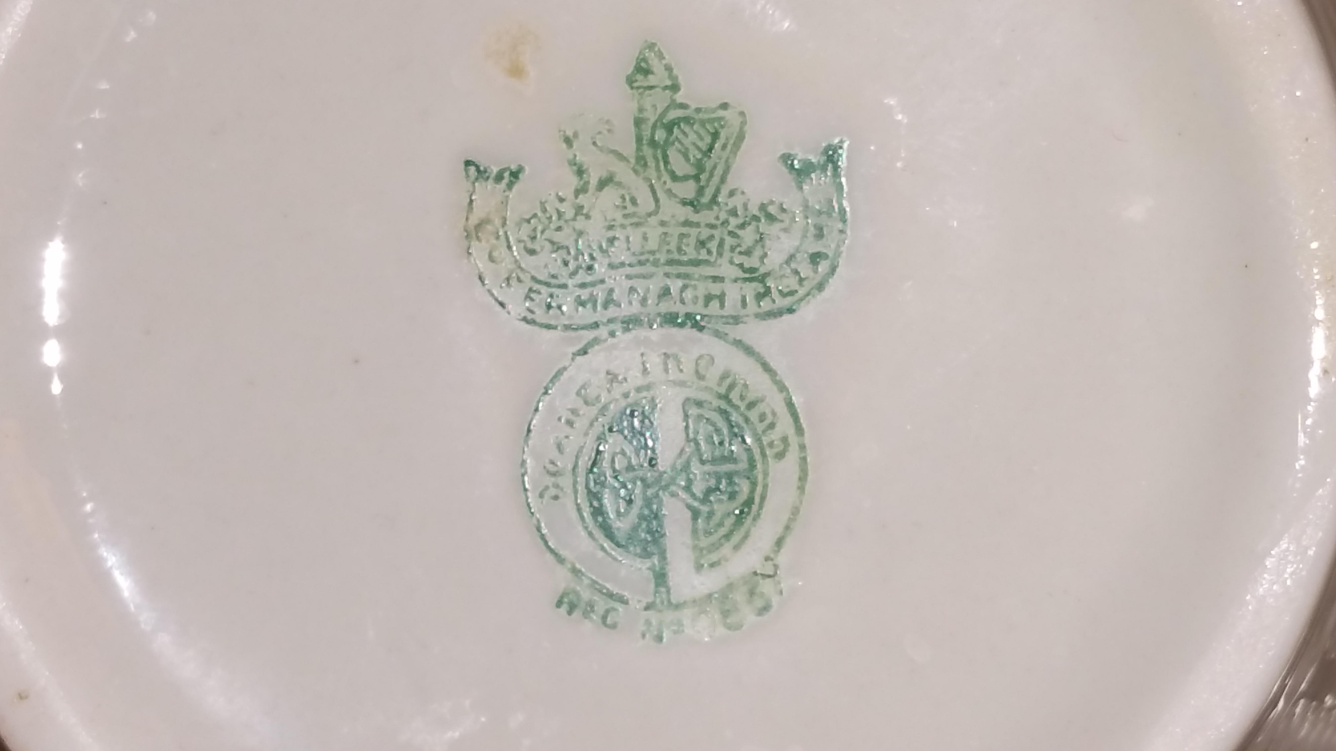 Belleek Stamp 2
