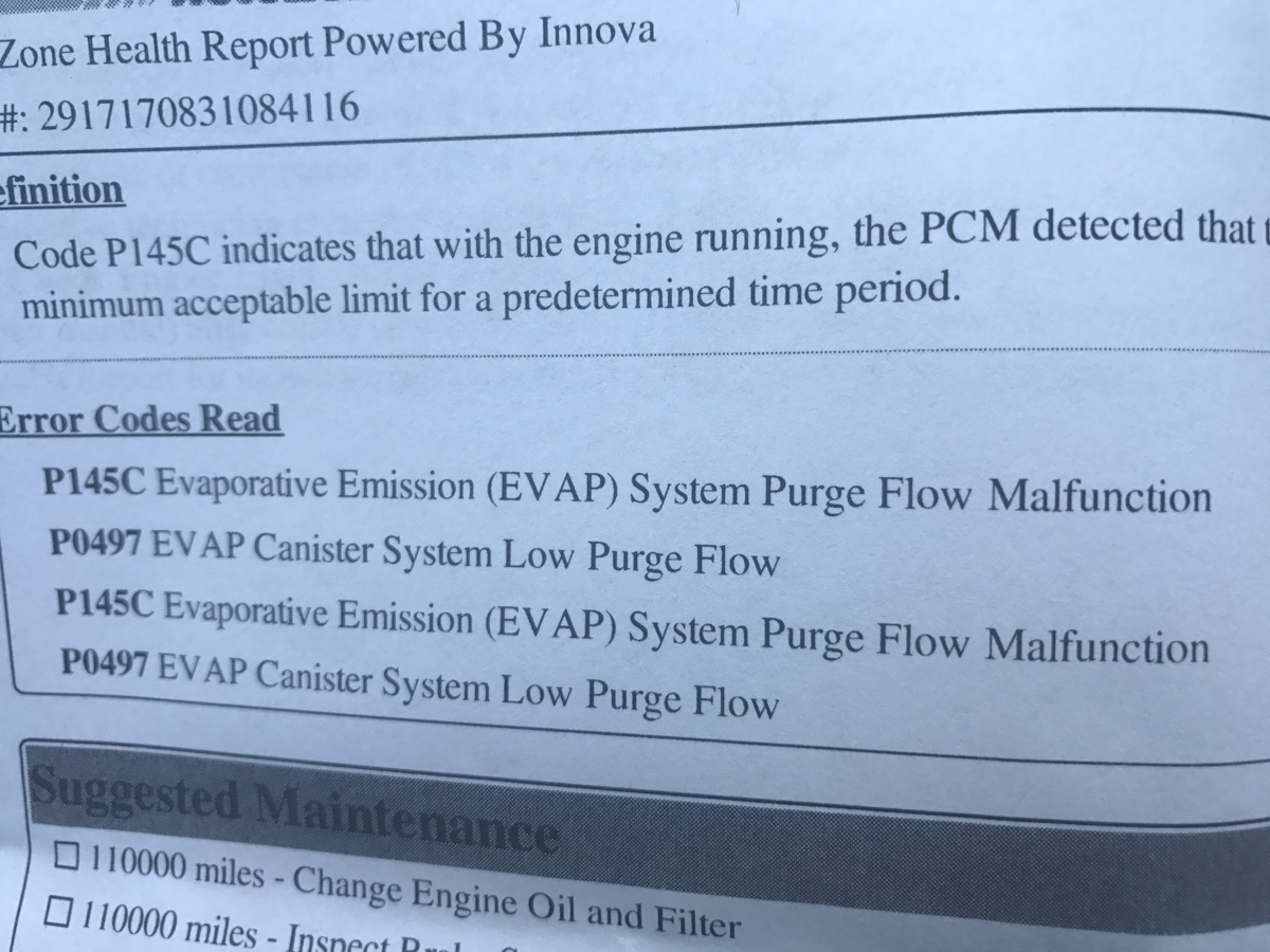 p0497 ford code