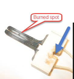 ac70625f-0df5-4df0-bd93-e532265a5d2f_Hot surface ignitor burned.png